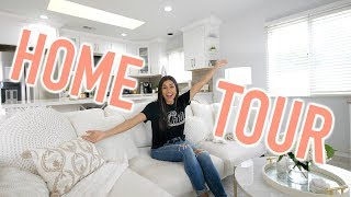 My Home Tour! One Bedroom Apartment in LA