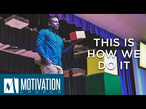 This Is How We Do It - Part 1 | Pastor Travis Jones