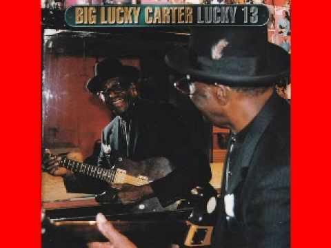 Big Lucky Carter - Lucky 13 - 1998 - Papa Is A Junkie - Dimitris Lesini Greece