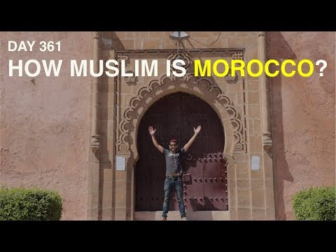 HOW MUSLIM IS MOROCCO | Nas Daily