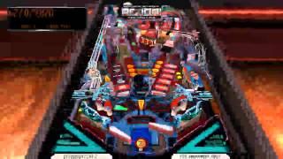 Terminator 2: Judgment Day Pinball Arcade PC Game Play