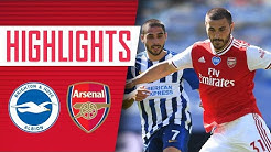 HIGHLIGHTS | Brighton 2-1 Arsenal | Premier League | June 20, 2020