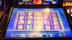 Princess of the Amazon slot machine , big win!!