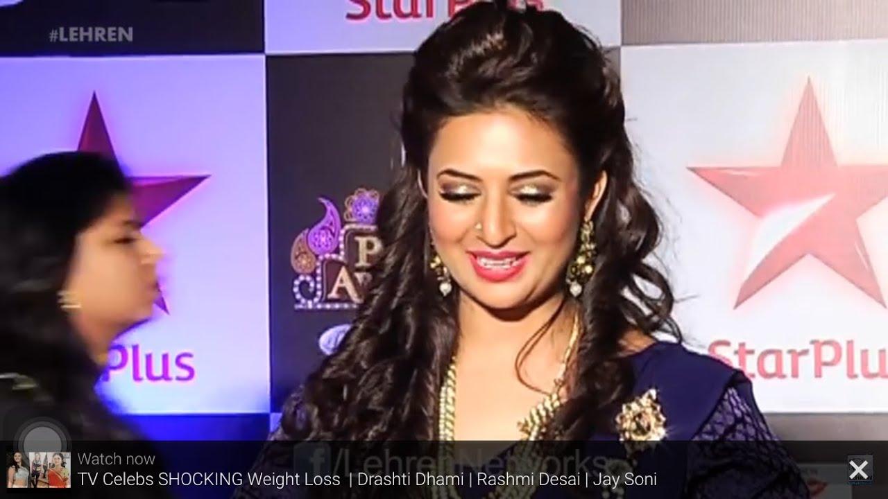 Divyanka Tripathi makeup star plus awards 2016/ Mrs.Vivek Dahiya