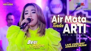 DEVI ALDIVA ft NEW PALLAPA | AIR MATA TIADA ARTI [LIVE CONCERT WAHANA MUSIK]
