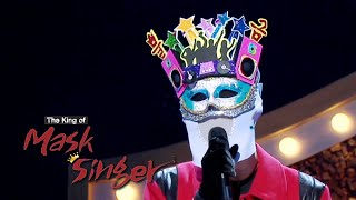 Kim Woo Seok - I Will Give You Everything [The King of Mask Singer Ep 250]
