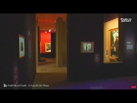 """Exposition """"Fantin Latour. À fleur de peau"""" au Musée du Luxembourg - Reportage (13/09/2016)"""