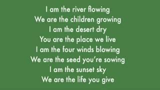 I Am The Earth Lyrics