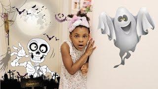 NE JAMAIS SORTIR DE SON LIT LA NUIT histoire d'halloween funny story