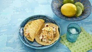 How To Make Baja Fish Tacos Video