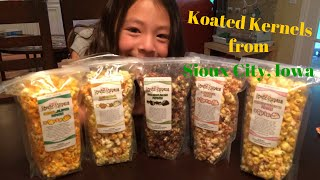 Foodmania Review: Koated Kernels Flavored Popcorn From Iowa