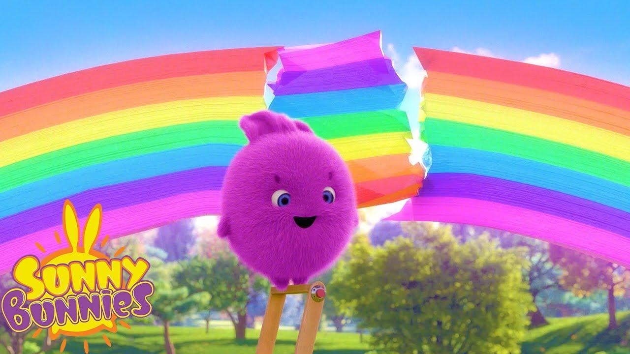 Download SUNNY BUNNIES - Fix The Rainbow | Season 4 | Cartoons for Children