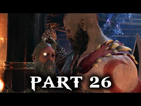 God of War Gameplay Walkthrough Part 26 - A PATH TO JOTUNHEIM (PS4 2018)