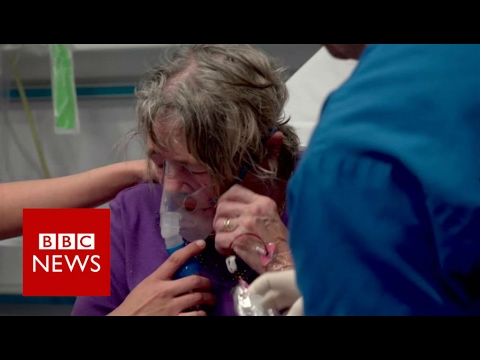 NHS gives BBC exclusive access to A&E - BBC News