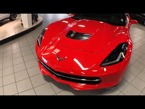 2019 Chevrolet Corvette South Kingstown, East Greenwich, Warwick, Narragansett, Exeter, RI CO9009