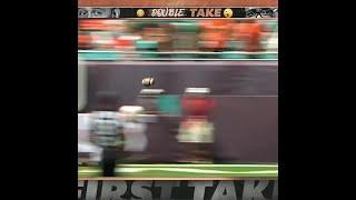 Gurvan Hall Jr. tackles the wrong player 😂 | #shorts