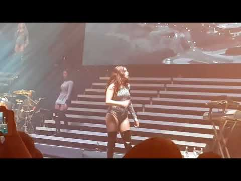 Fifth Harmony - Dont say you love me (PSA Tour) CHILE. Movistar Arena