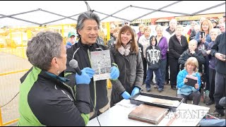 Time capsule opened after more than 50 years