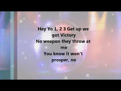 Kirk Franklin  123 Victory Lyrics