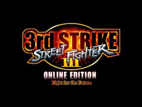 Street Fighter III 3rd Strike Online Edition Music - Kobu - Ryu Stage Remix