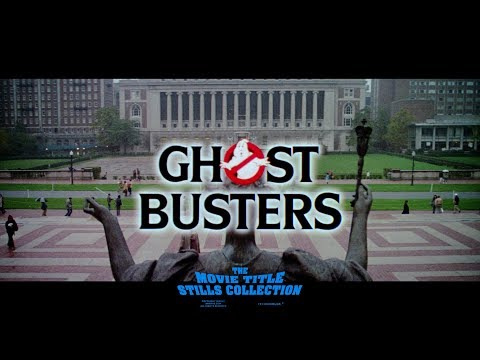 Ghostbusters (1984) Title Sequence