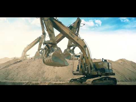 Documentary Movie - Egyptian Steel Group plant in Beni Suef - English version