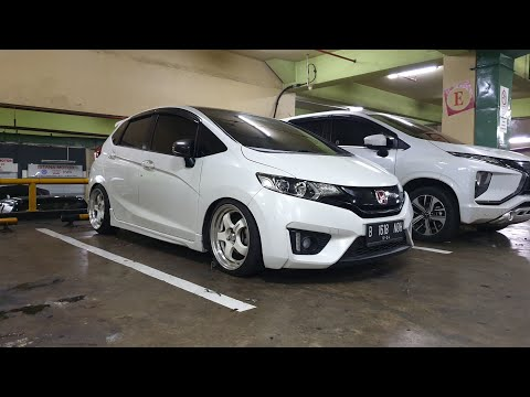 Honda Jazz RS CVT Black Top Limited Edition 2014 [GK5] In Depth Review Indonesia