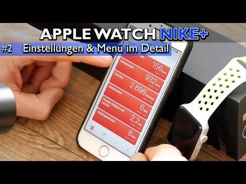 Apple Watch Nike+ im Test: Einstellungen, Sport-Apps & Menüführung [deutsch] 4K #2