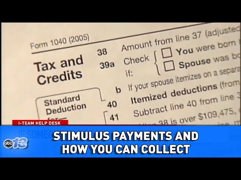 IRS Releases More Information About Stimulus Payments And How You Can Collect