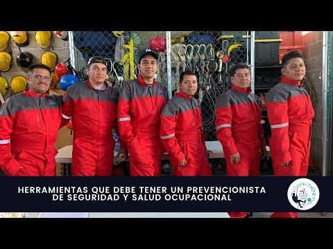 Herramientas que debe tener un prevencionista de seguridad y salud ocupacional / ANÁLISIS DE RIESGOS