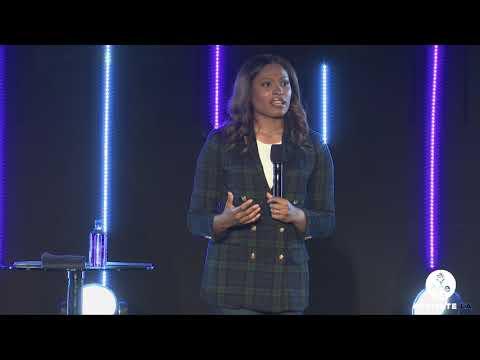 """""""When God Says No"""" - Stephanie Ike"""