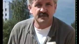 Нижний Новгород. Стройка ХКЦ  -1995 год