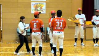 アルビBC サポーター感謝デー2010 芦沢監督