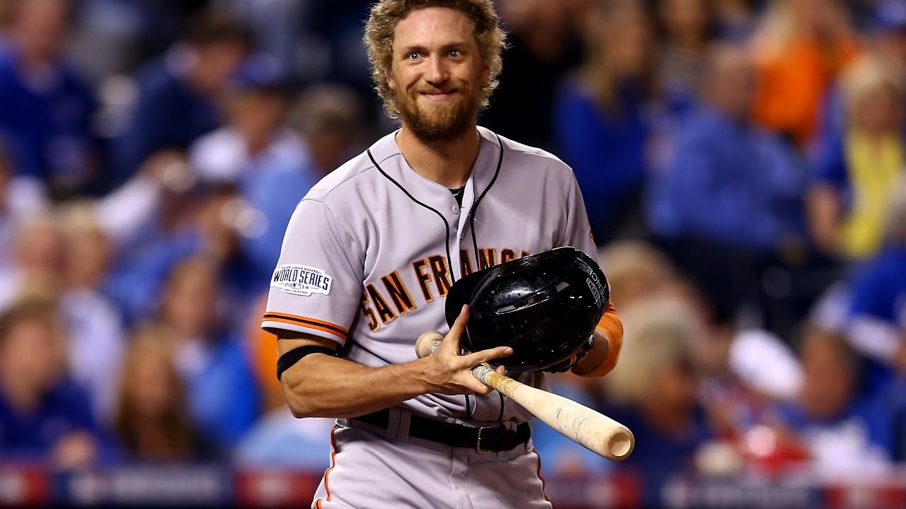 Hunter Pence 2016 Highlights - YouTube