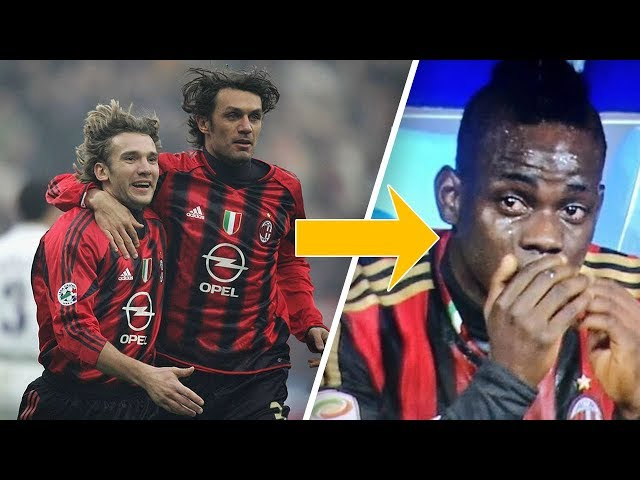 What the hell happened to AC Milan? - Oh My Goal
