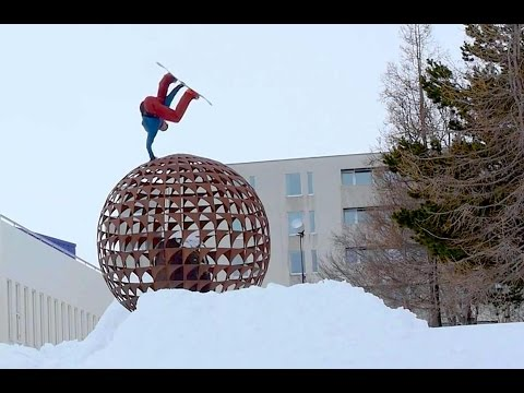 Urban Snowboarding in Iceland - Cooking with Gas - Season 3 Ep 3