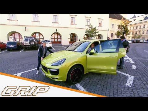 Mit Porsche Cayenne GTS in den Karpaten – GRIP – Folge 388 – RTL2
