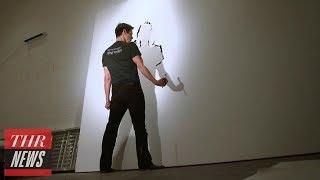Jim Carrey Showcases Art Talents in Mini Documentary
