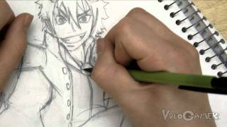 How to Draw Rin Okumura (Ao no Exorcist)