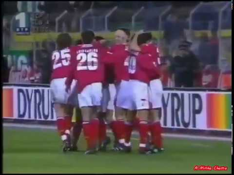 Sporting 1 Benfica 4 (1997-1998)