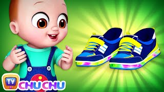 Baby Shoes Song - ChuChu TV Baby Nursery Rhymes & Kids Songs