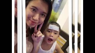 Trip to Arabella Villas Laguna  ETG Slides Vlog-001