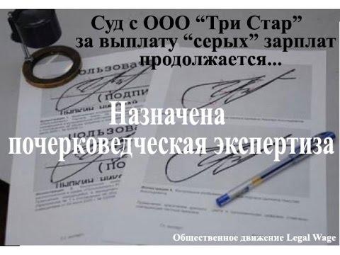 Если в суде назначена экспертиза подписи кто оплачивает подлог обязан