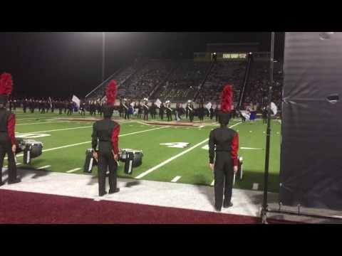 Tomball High School Band 2016 - Drumline - The Power of One
