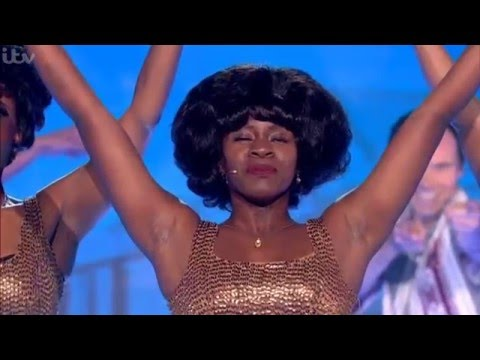 Motown the Musical performance on Britain's Got Talent