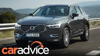 2018 Volvo XC60 review | CarAdvice
