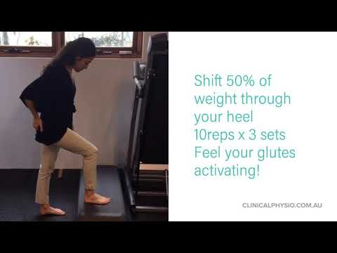Stepping Practice for Hip & Knee Pain