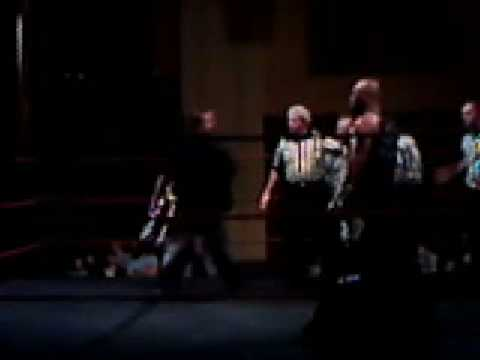 Next Era Central - Redempion - J.P. Black Ceramony; K.K. Interups; Impromptu Match  - 2.7.09