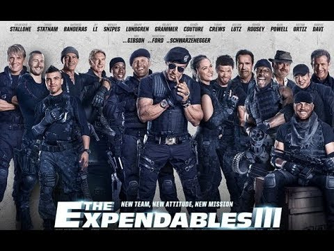 The Expendables 3...THE MEGA-RANT !!!!!