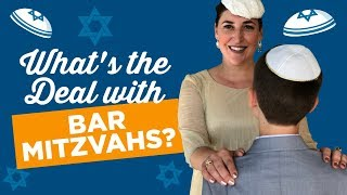 Celebrating My Son's Bar Mitzvah || Mayim Bialik